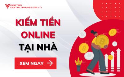 3 Cách kiếm tiền online tại nhà bằng cách kinh doanh